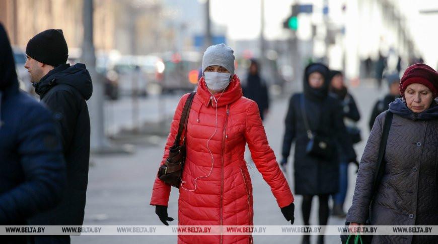 Принятые в Беларуси меры позволили предупредить 840 случаев коронавируса в день - Минздрав