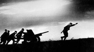 В наступлении, декабрь 1943 года