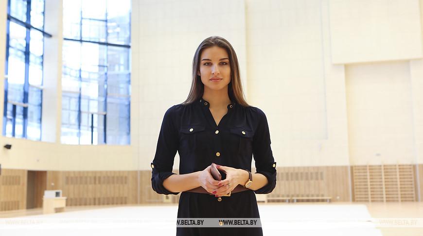 Ксения Санкович. Фото из архива