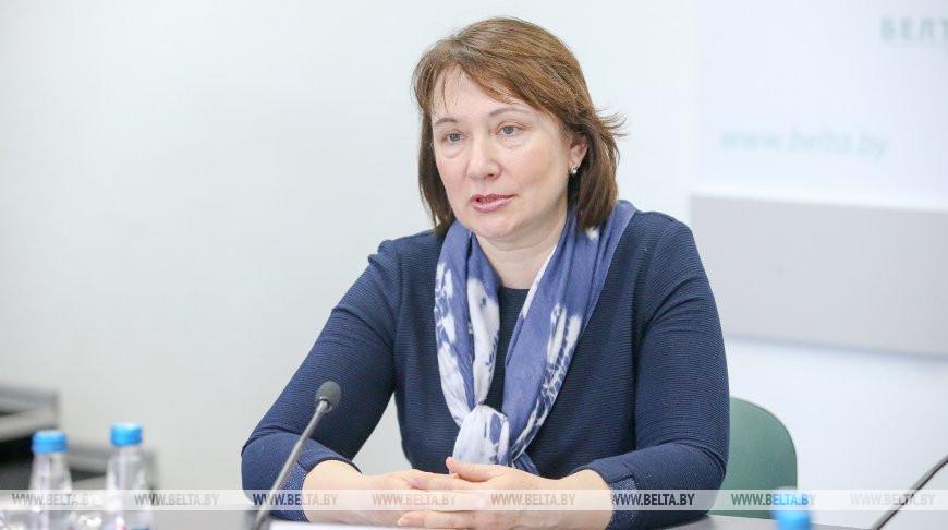 Людмила Шпаковская