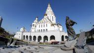 Минздрав просит церковь проводить все богослужения на улице