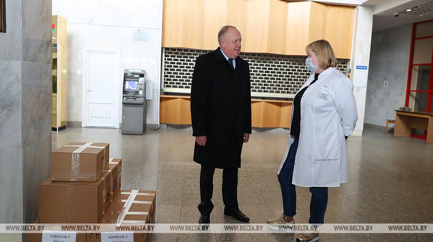 Виктор Лискович и Наталья Конопля