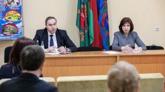 Владимир Караник и Наталья Кочанова