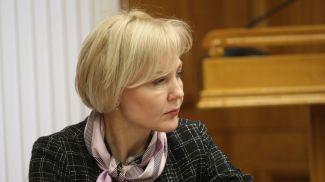 Ольга Чуприс. Фото из архива