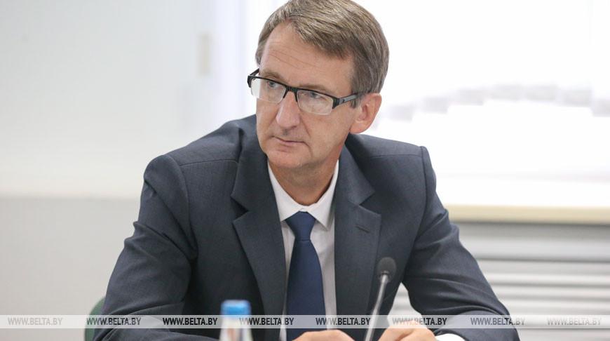 Игорь Старовойтов. Фото из архива