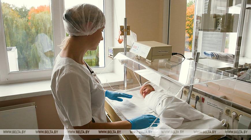Антитела к COVID-19 обнаружили у детей, рожденных от инфицированных матерей