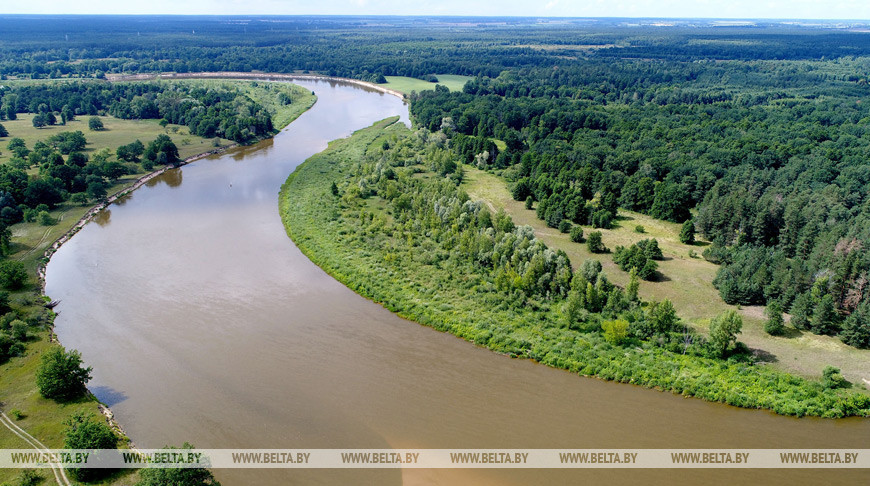 Минтранс установил перечень внутренних водных путей для судоходства. Где можно по Мухавцу?