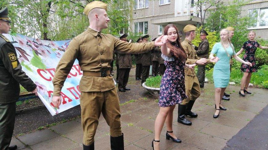 БРСМ дает старт республиканскому проекту «Беларусь помнит. Солдаты Победы»