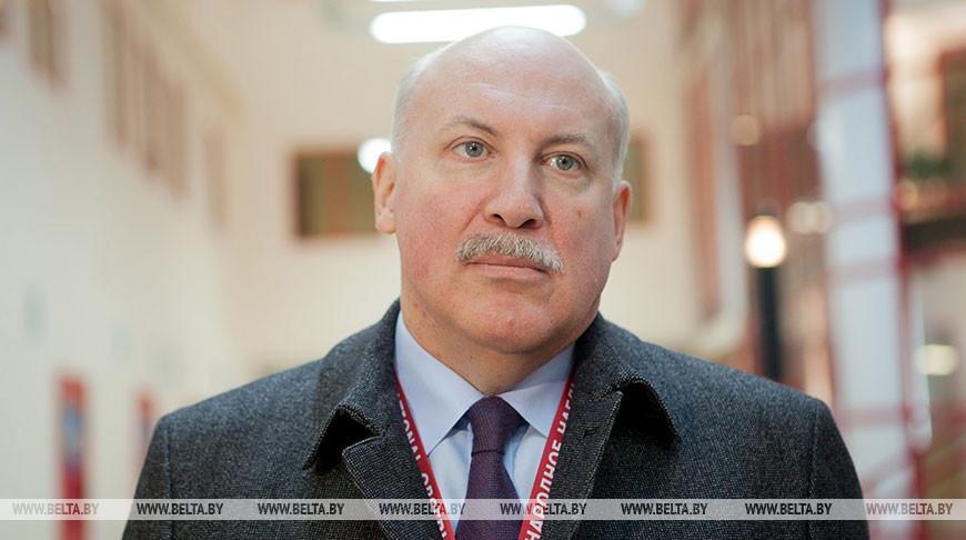 Дмитрий Мезенцев. Фото из архива