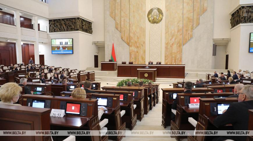 Палата представителей назначила президентские выборы на 9 августа.