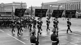 Военный парад, посвященный 50-летию Победы, 9 мая 1995 года