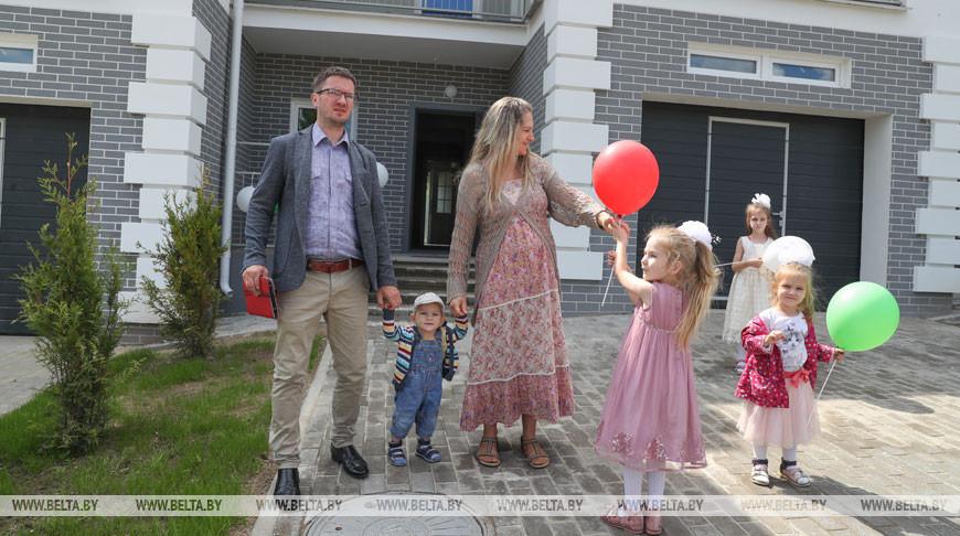 """По новой программе """"Семейный капитал"""" уже 1697 многодетных семей открыли депозитные счета"""
