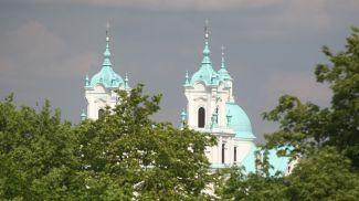 Фарный костел в Гродно. Фото из архива
