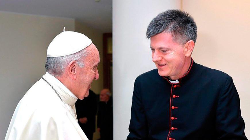 Папа Римский Франциск назначил Анте Йозича Апостольским нунцием в Беларуси