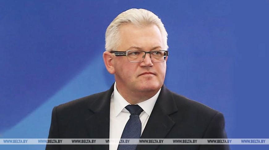 Игорь Карпенко. Фото из архива