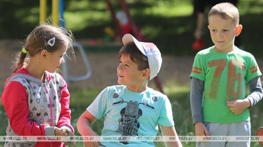 В Беларуси стартовал благотворительный проект «День защиты детей с БРСМ»