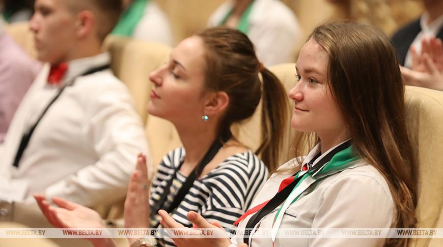 Молодежь регионов Беларуси и России планирует совместные детско-юношеские проекты