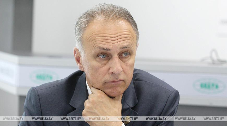 Виктор Чайчиц. Фото из архива