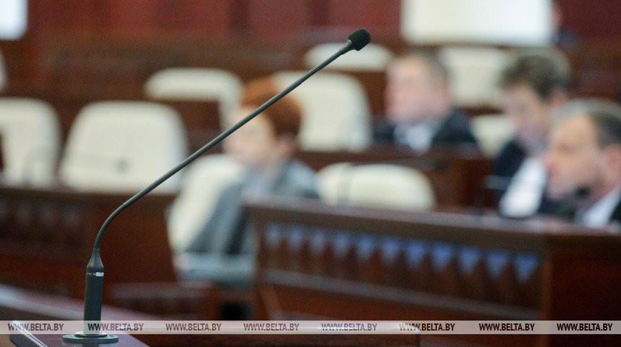 Белорусские депутаты 4 июня рассмотрят в первом чтении законопроект о правах инвалидов