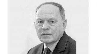 Николай Бамбалов. Фото Национальной академии наук