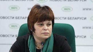 Елена Моргунова. Фото из архива