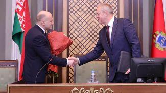 Иван Тертель и Игорь Сергеенко