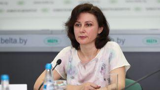 Елена Михалевич