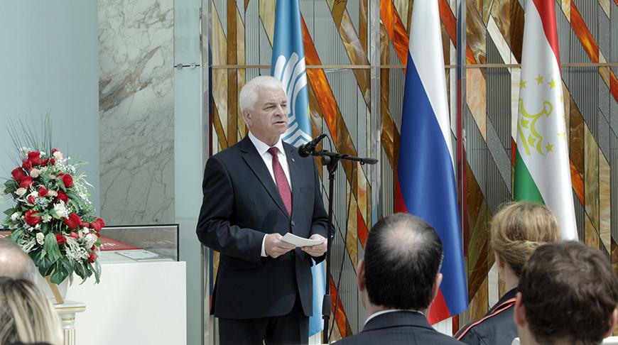 Виктор Гуминский. Фото Исполкома СНГ