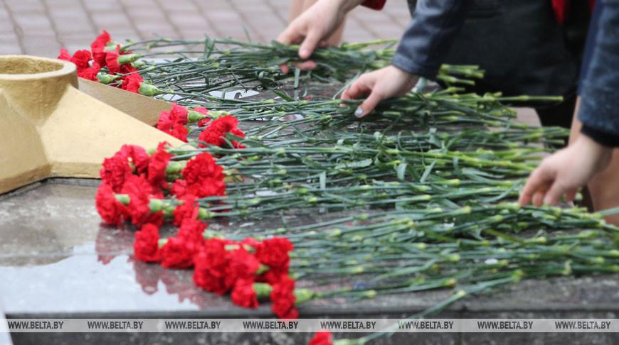 Белорусская молодежь 22 июня почтит память жертв Великой Отечественной войны