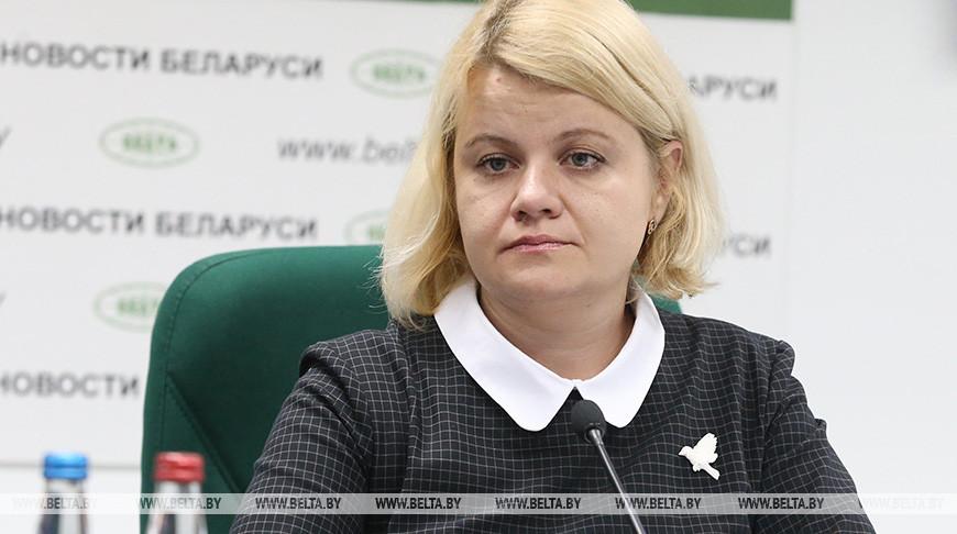 Юлия Зинкевич. Фото из архива