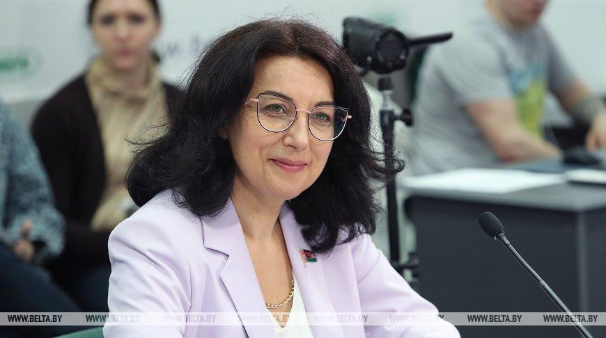 Светлана Любецкая