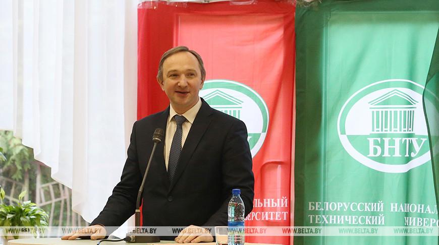 Сергей Харитончик. Фото из архива
