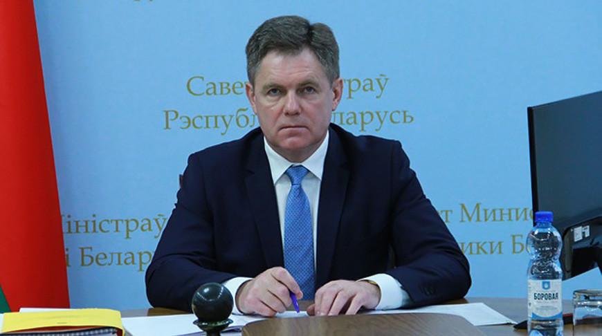 Игорь Петришенко. Фото Совмина