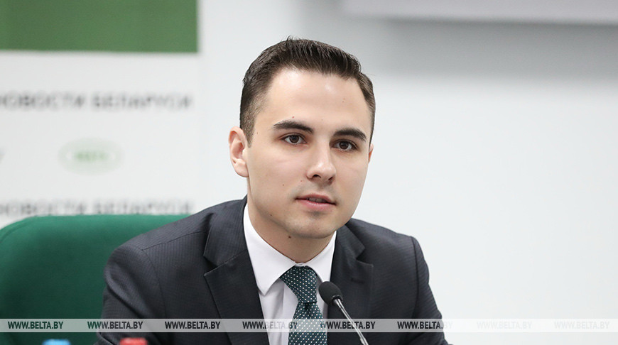 Егор Макаревич. Фото из архива