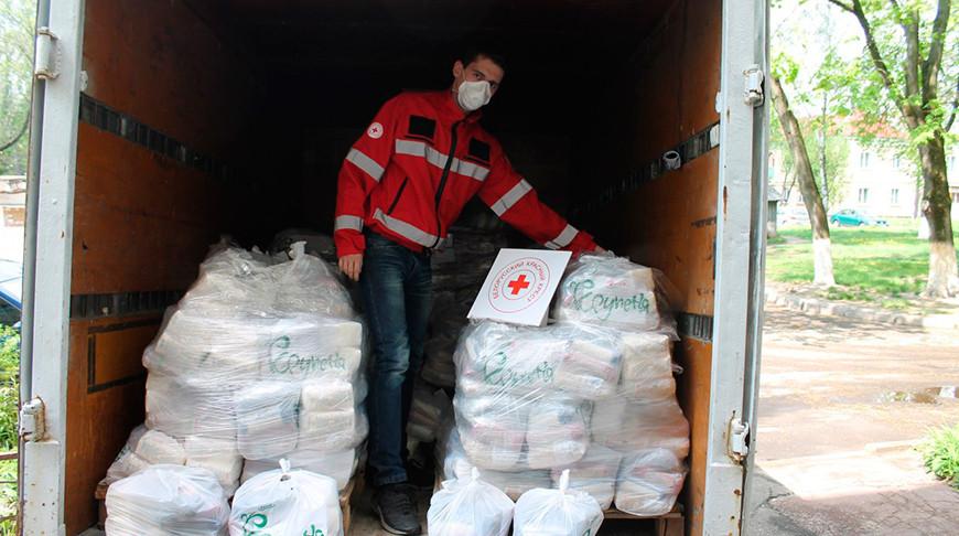 Более 25 тыс. белорусов получили помощь волонтеров COVID-19 с конца марта