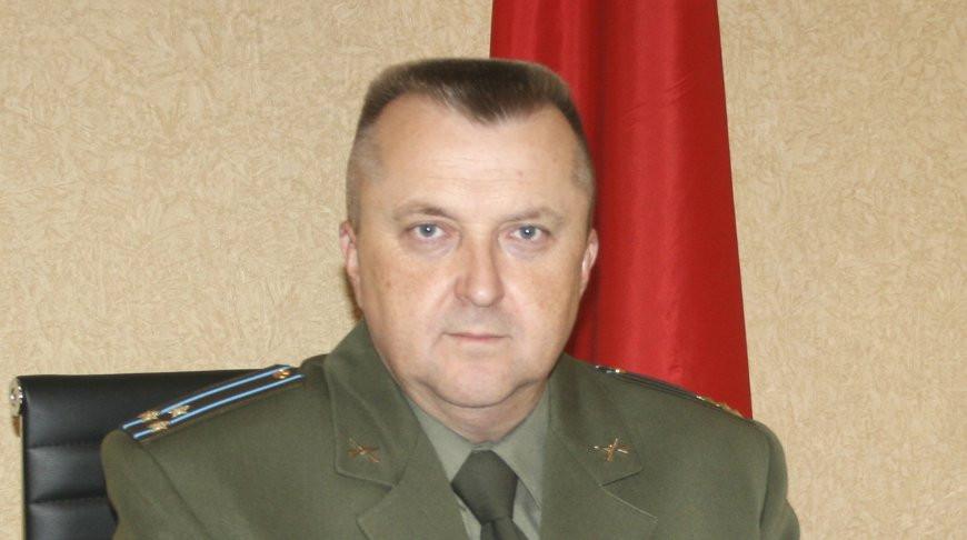 Анатолий Булавко. Фото Министерства обороны