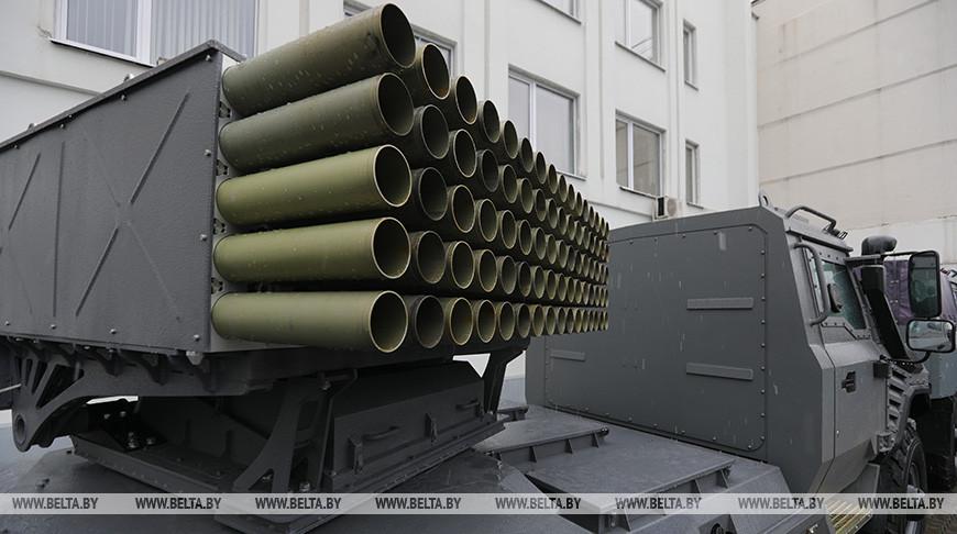 Госкомвоенпром опровергает информацию об испытаниях РСЗО 'Флейта' на востоке Украины