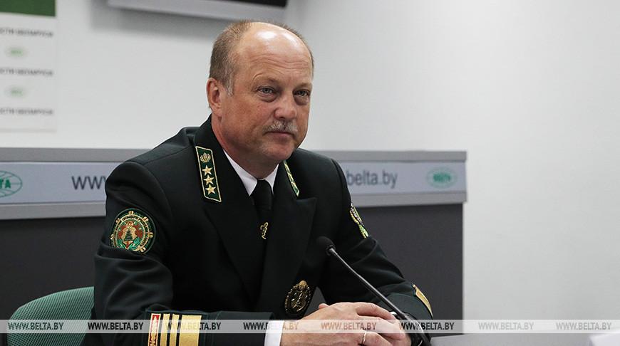 Валентин Шатравко во время онлайн-конференции