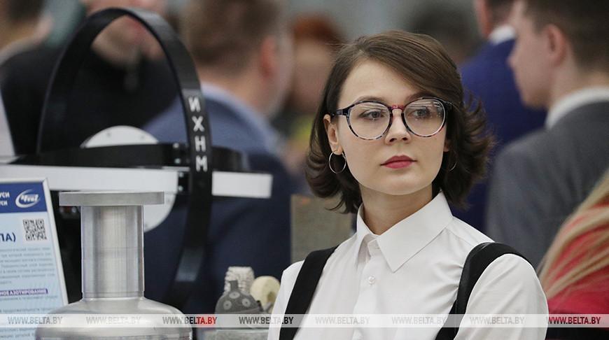 """На выставке """"День белорусской науки - 2020"""". Фото из архива"""