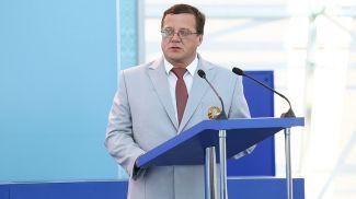 Олег Шепель. Фото из архива.