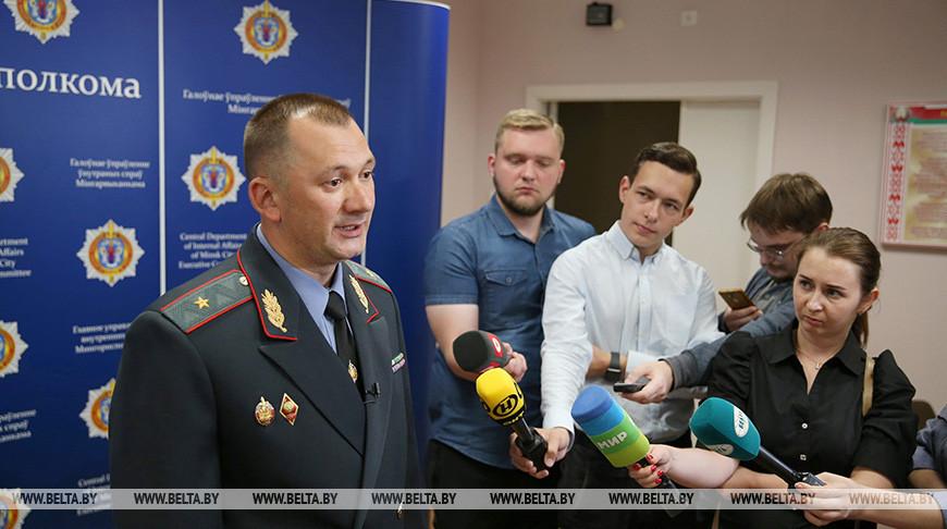 Многие граждане пытались спровоцировать драку с милицией — Кубраков