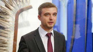 Павел Сапотько. Фото из архива