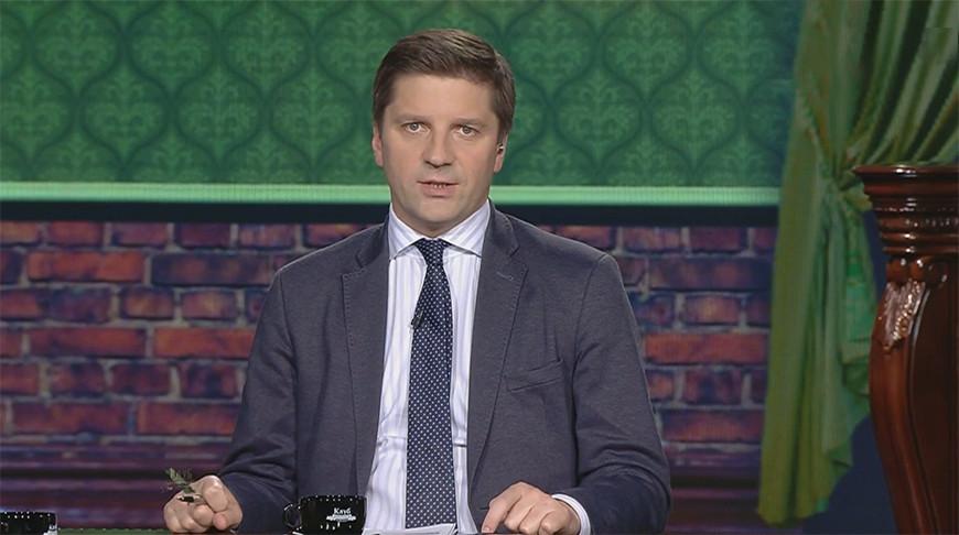 """Иван Эйсмонт. Скриншот из видео """"Беларусь 1"""""""