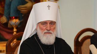 Митрополит Павел. Фото из архива