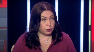 Руководитель Центра социально-гуманитарных исследований БГЭУ Ирина Лашук. Скриншот видео СТВ
