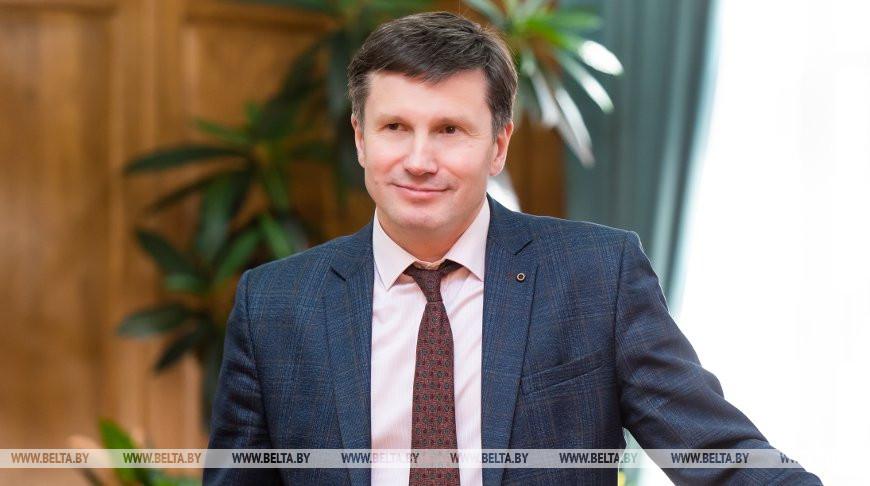 Андрей Король. Фото БГУ