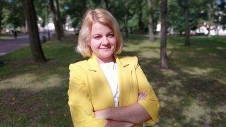 Юлия Зинкевич. Фото из личного архива