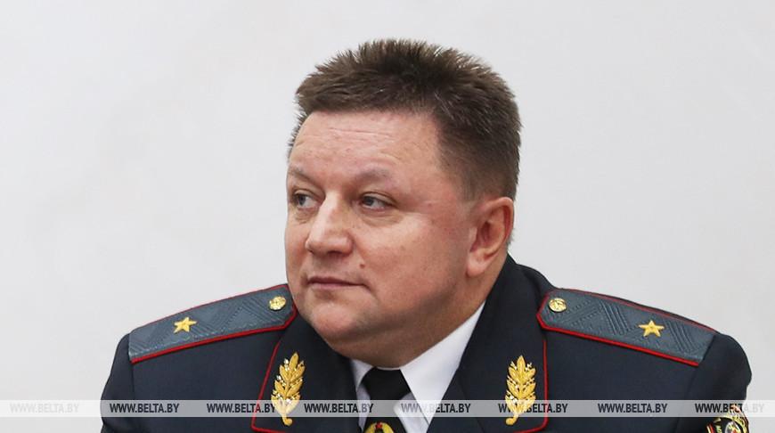 Александр Барсуков. Фото из архива