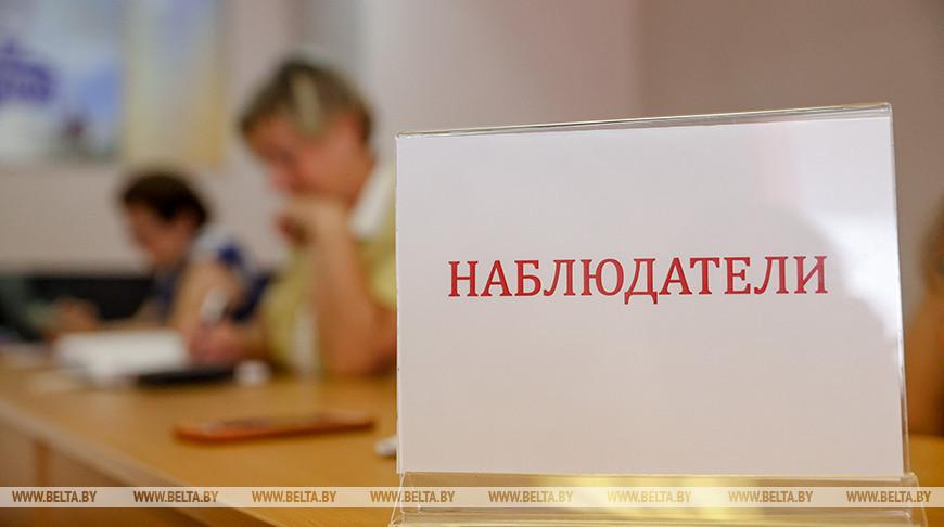 Некоторые наблюдатели на выборах Президента не были аккредитованы из-за ложных подписей