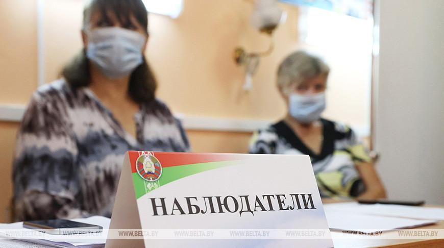 Наблюдатели Минской области отмечают высокую явку в последний день досрочного голосования